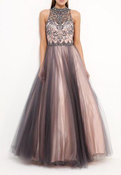 Платье от To be Bride. Материал: шифон. Декор из камней и бисера и кружева.