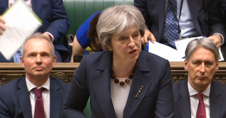 Here we go again a Tory Government in turmoil prepared to put the whole population in danger to deflect from it's Failings  The Prime Minister condemned the nerve agent poisoning in a damning House of Commons statement after Russia ignored a midnight deadline to explain itself