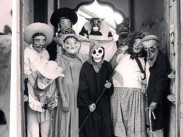 Danza del Torito,   Silao, Guanajuato      el diablito!!