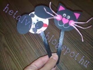 Hétalvóka: Ovis mazsola: Kutya-macska barátság:)