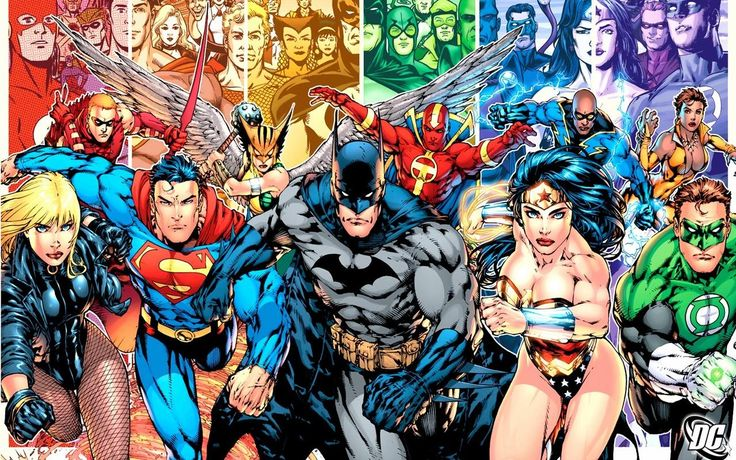 Nine more DC Comics movies planned after Justice League | Digital Trends