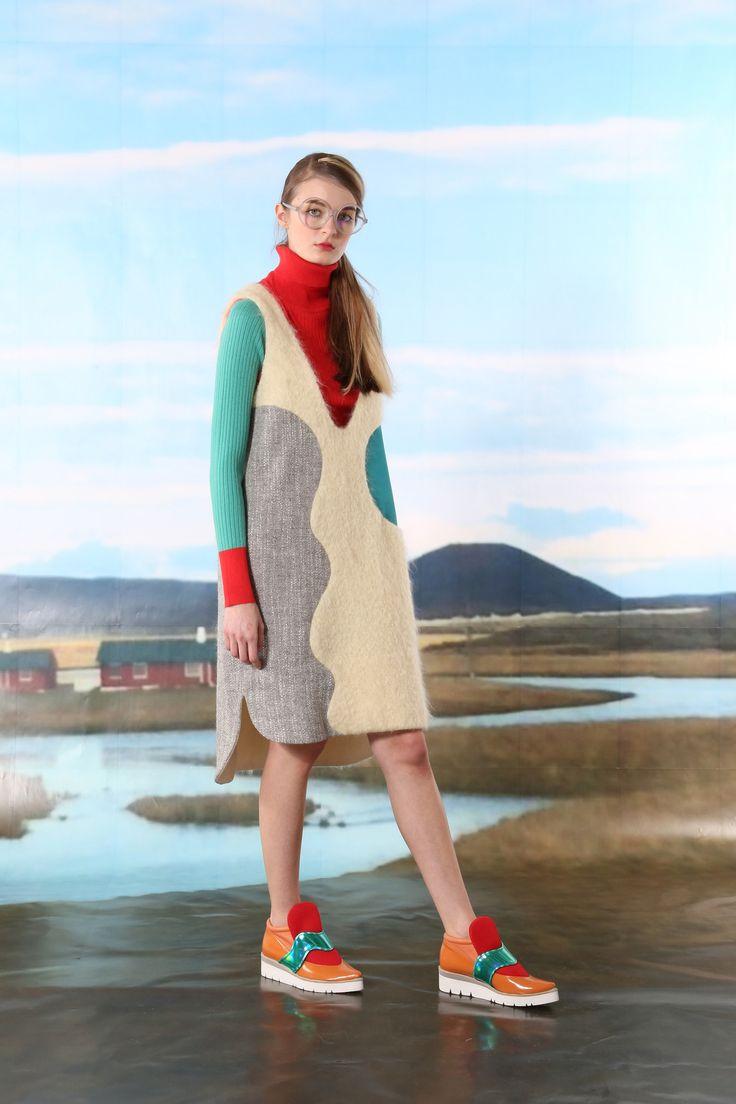 Tsumori Chisato Pre-Fall 2016 Collection Photos - Vogue