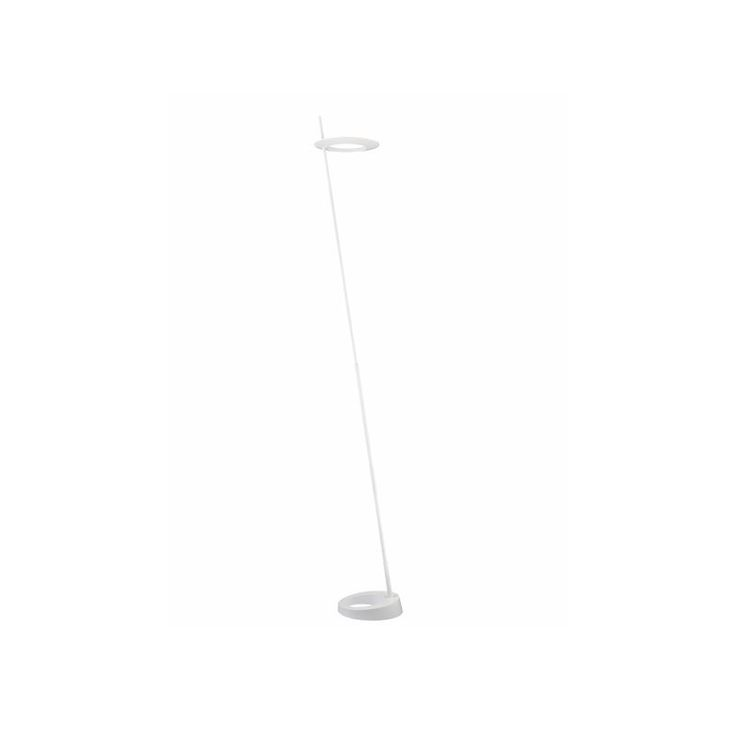 Sonneman 2415 Ringlo 1 Light LED Floor Lamp Satin