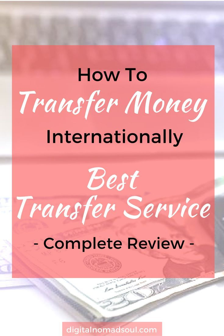 Best International Money Transfer Service: TransferWise
