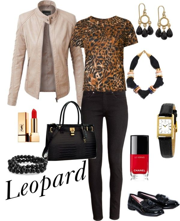 Dreamz~n~Wishz        : Leopard - Shopping My Closet To Get The Look For L...