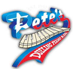 Pete's Dueling Piano Bar: Born in Texas and Raised in Texas—is a sing-along, clap-along, drink-along, have-one-heckuva-good-time-along bar!