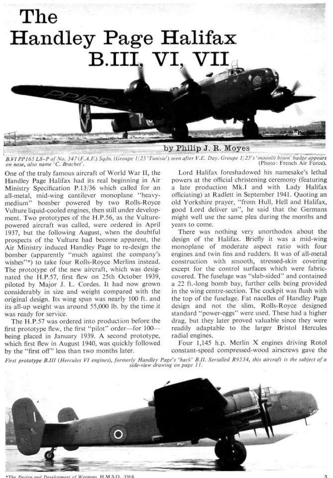 Handley-Page Halifax (11) Page 03-960