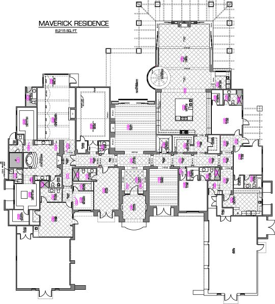 luxury homes design floor plan home plans mediterranean