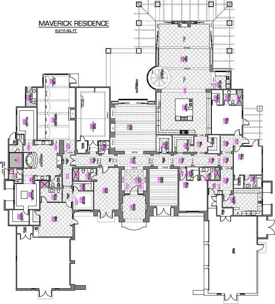 58 Best Images About Floor Plans On Pinterest | Luxury Floor Plans