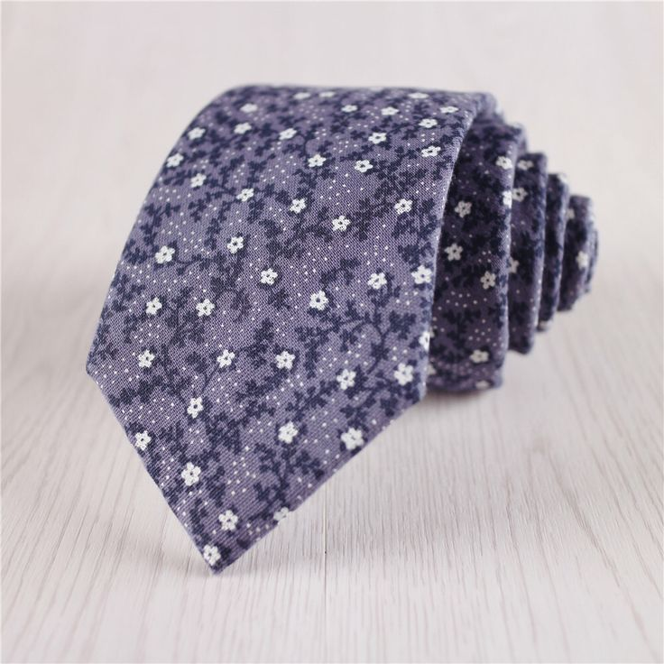 royal purple neckties.floral printed ties.slim necktie.vintage cotton ties.mens cheap necktie.wedding party ties.designer necktie+nt140 by BALANCEVALUEConcertO on Etsy https://www.etsy.com/listing/250250116/royal-purple-necktiesfloral-printed