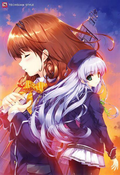 Yui and Kaori~ ✨