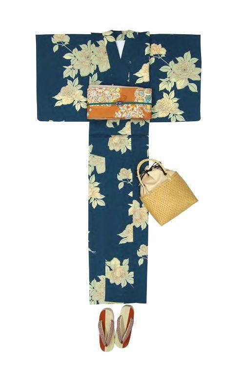 ルミネ新宿で大塚呉服店の限定ストア - レトロモダンな浴衣など夏の装い、メンズ、キッズも展開