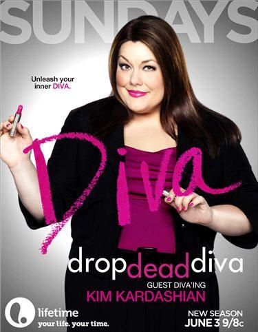 SPONSORED:  Lifetime's Drop Dead Diva