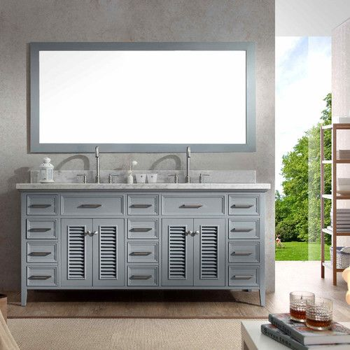 Picture Collection Website  Timeless Classic Sanford Double Sink Bathroom Vanity model CF M