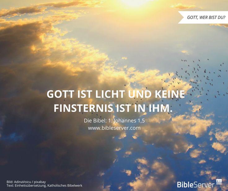 Bibelstelle Licht