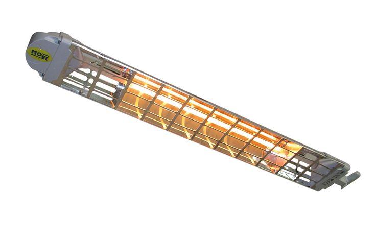 Halogén infrasugárzó G-OLD Fiora 1200 K - infrapanel és infrafűtés