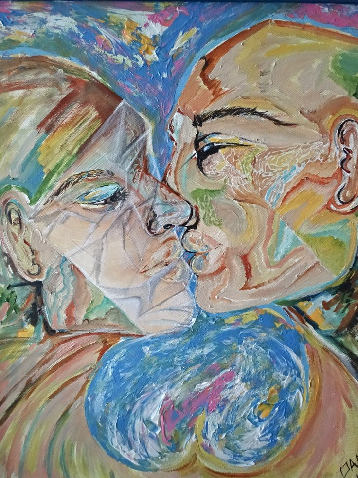 La plastificacion del amor Peintre DAM
