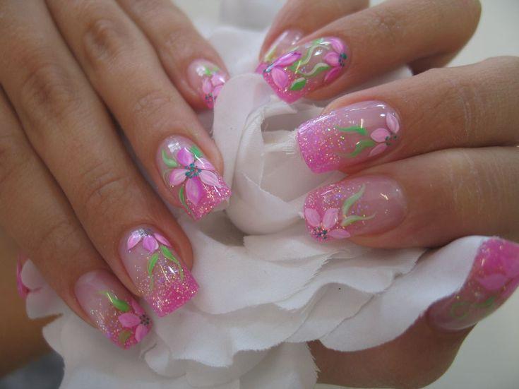 Uñas de gel y uñas acrílicas 3