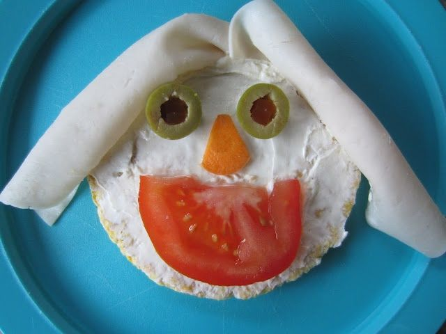 Fun and Healthy Food for kids.