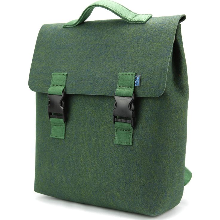 M.R.K.T. Carter Backpack | Midnight Green/Navy Blue