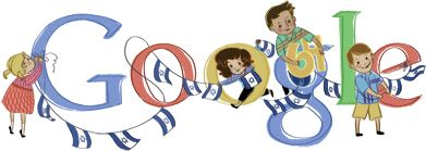 Israel Independence Day 2012 | We missed this cool Google Doodle for Independence Day.