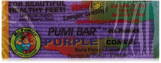 MR PUMICE Purple Pumi Bar, 12 Count * Visit the image link more details.