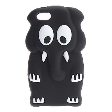 HOT 3D Cartoon Griffin Kazoo Elephant Design Silicone iPhone 4/4S Case- Explore this HOT 3D Cartoon Griffin Kazoo Elephant Design Silicone Case for iPhone 4/4S which offers multiple ways of changing the look of your cell phone at an instant, at the most incredible wholesale price ever!