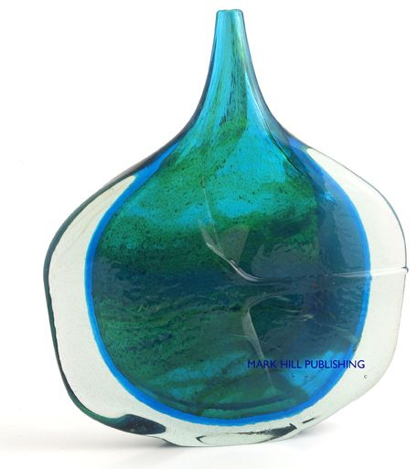 Michael Harris - Fish vase