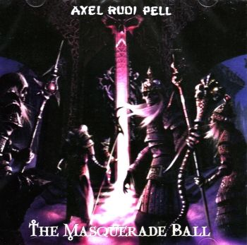 Řadové album skupiny Axel Rudi Pell - The Masquerade Ball na cd