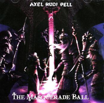 Řadové album skupiny Axel Rudi Pell - The Masquerade Ball na cd