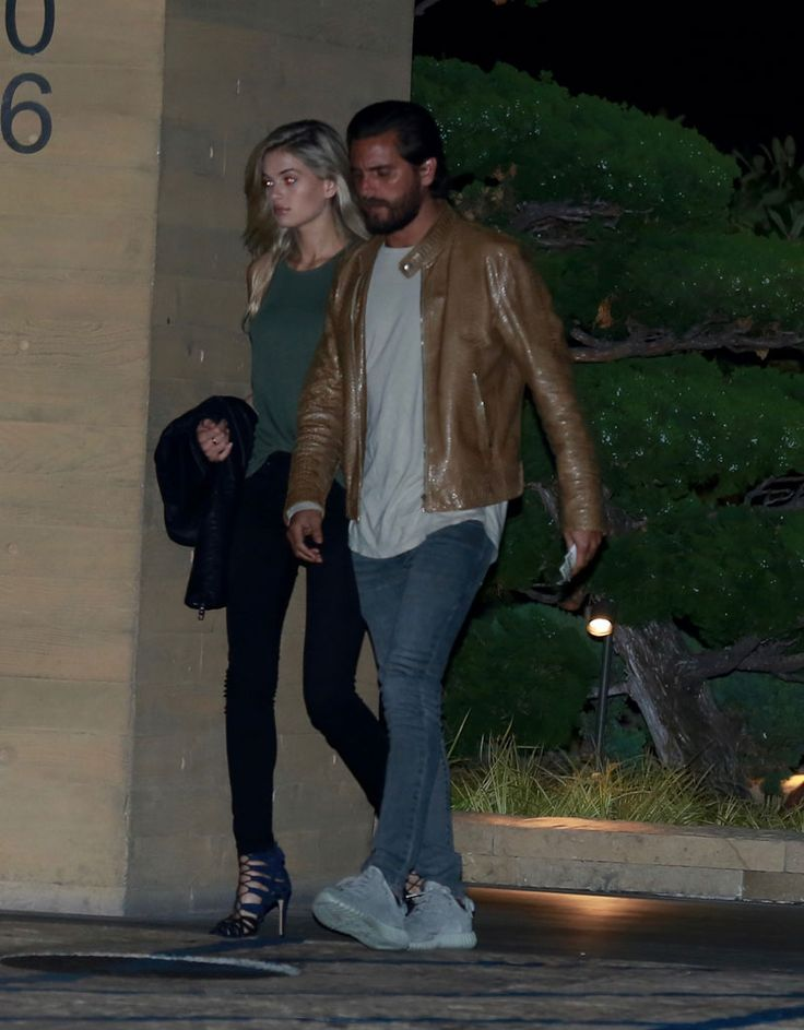 images of scott disick and new girl | ... Suffering' As Scott Disick Shows Off New Girlfriend | Radar Online