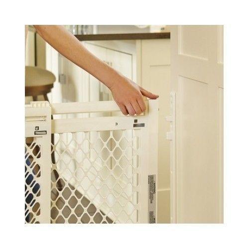 Baby Safety Gate Playpen Pet Toddler Child Kids Stairway Kitchen Nursery Doorway - Safety Gates