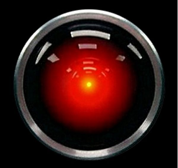 HAL 9000 Computer from - 2001 A Space Odyssey