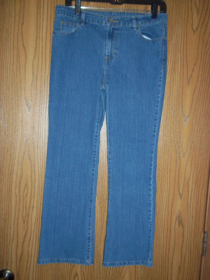 Faded Glory Jeans Girls Denim Pants Size 16.5 #FadedGlory #CasualPants
