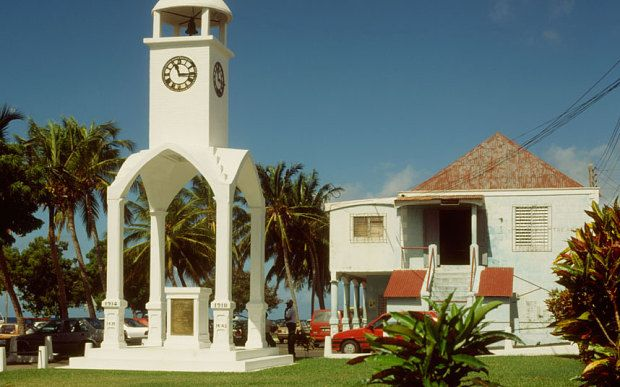 montserrat_ The Clock Tower