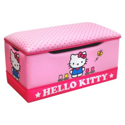Magical Harmony Hello Kitty Tulips Deluxe Toy Box