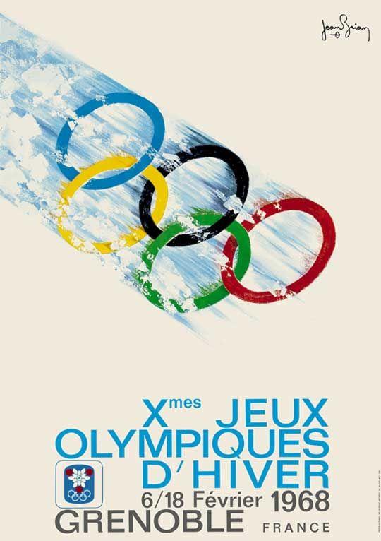 Jeux olympiques d'hiver de grenoble 1968 | grenoble Vidéos, Photos, Media olympique