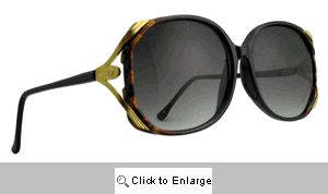 Madge Vintage Designer Sunglasses - 425
