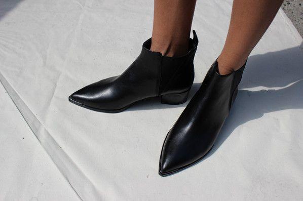 acne jensen boot black wear pinterest boots black. Black Bedroom Furniture Sets. Home Design Ideas