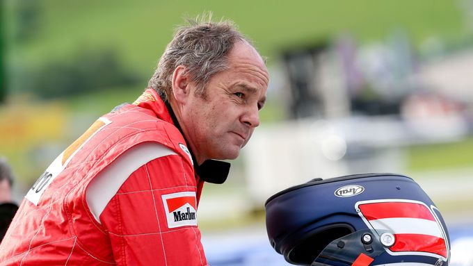 GERHARD BERGER #F1 #Formula1 #GrandPrix #GrandPrixF1 #Ferrari #Benetton #McLaren #Arrows #ATS #BMW #Honda www.snaplap.net/...
