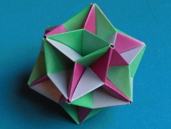 Noname Ball by MadRianOrigami on Etsy