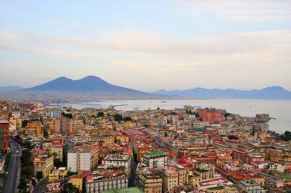 Neapol z Katowic w dobrej cenie na styczeń!