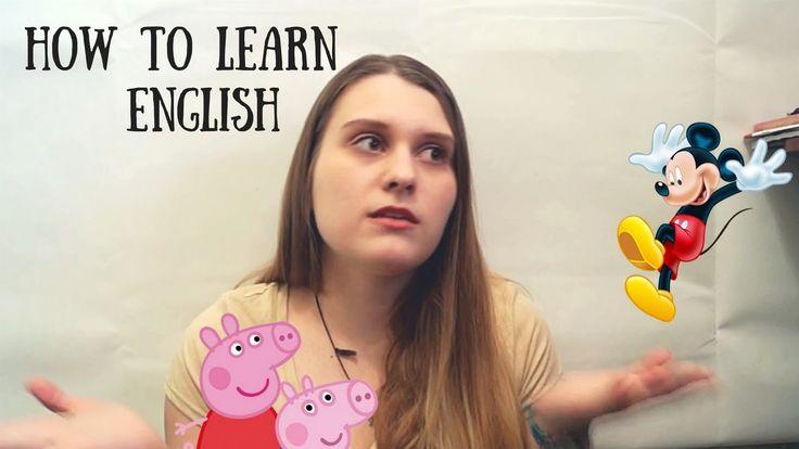 Английский по мультфильмам||Как выучить?