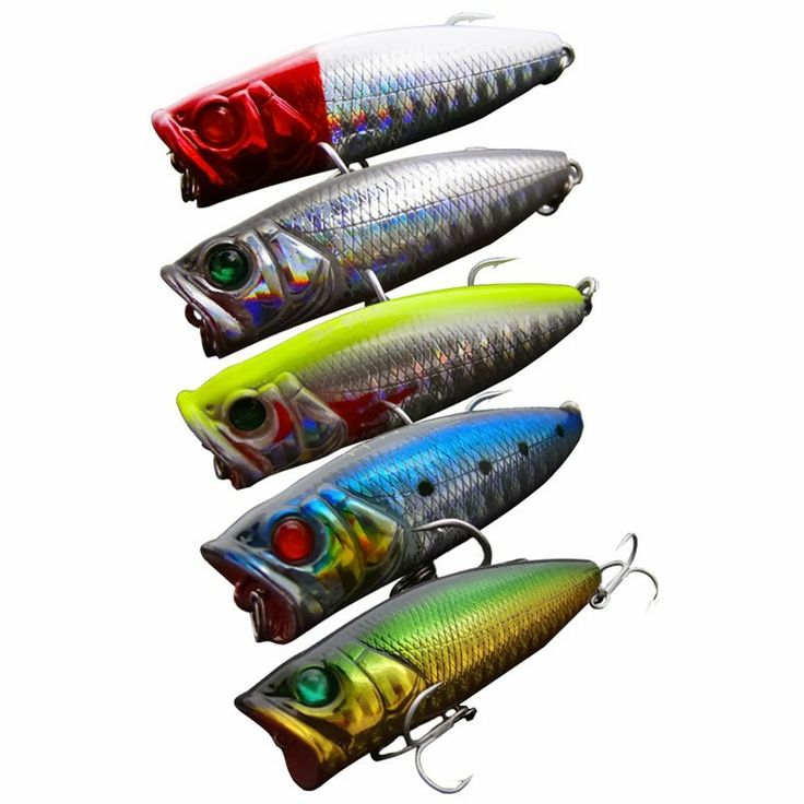 Fishing lures hooks and body types on pinterest for Different types of fishing lures