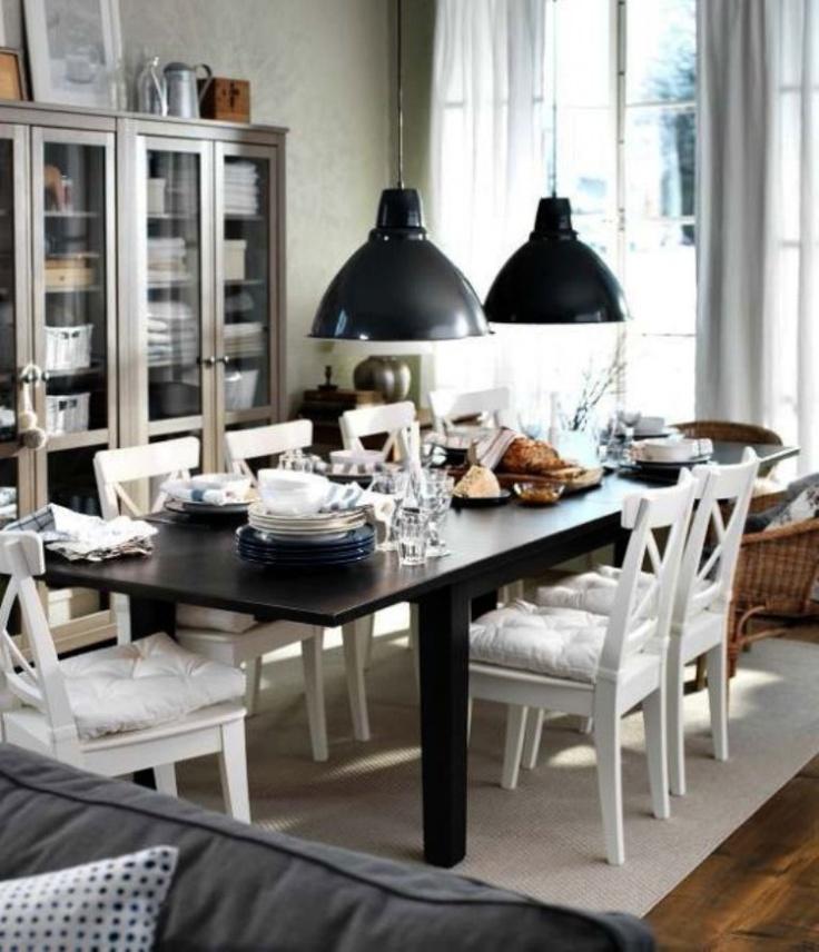 62 besten DINING ROOMS Bilder auf Pinterest | Esstische, Diner tisch ...