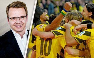 Martin Volkmar Einwurf Borussia Dortmund