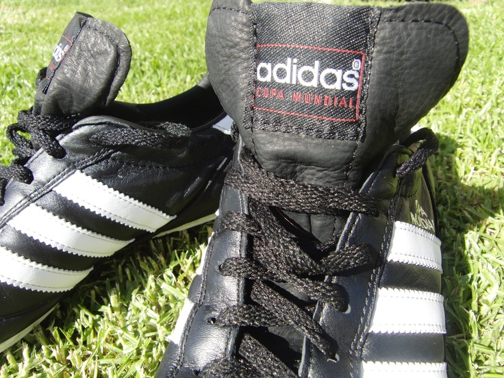 Adidas Copa Mundial.... finally put mine to use (ones pictured are not mine) this past season in the YMCA league.