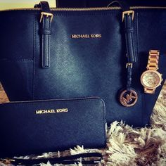 mk bag and watch - Google Search