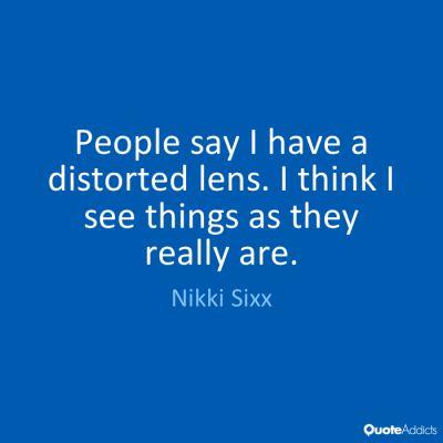 Nikki Sixx Quotes & Wallpapers