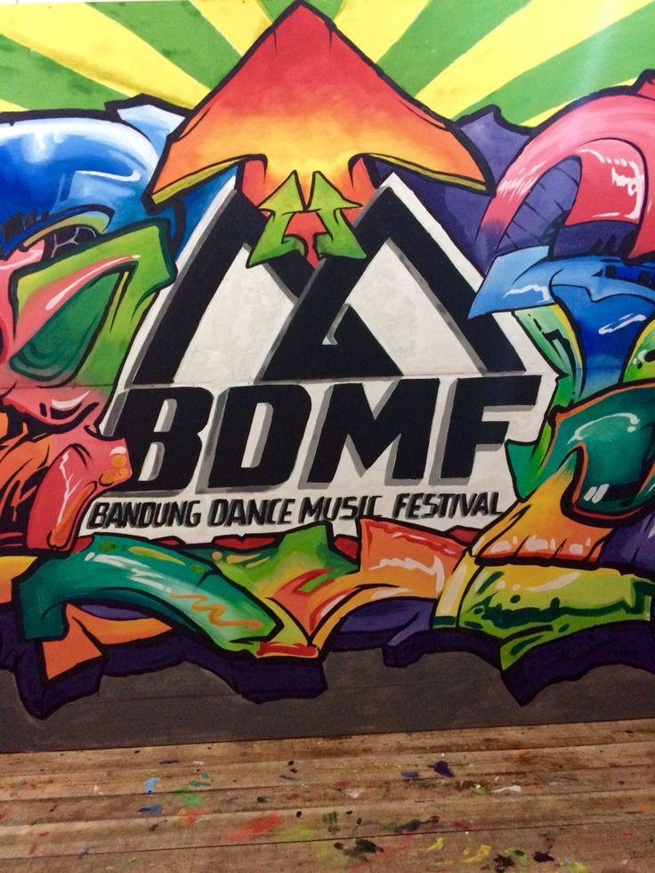 gravity on BDMF logo Spectacular!